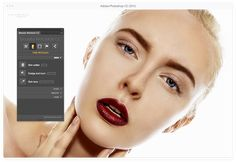 Beauty Retouch CC is a Photoshop panel that helps novice and intermediate photographers optimize their retouching workflow to create better results. Photoshop, Amazing, Creative, Beauty