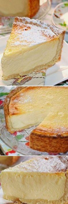 Tarta de queso inmejorable