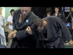 Five Ninjutsu techniques against collar tie, half clinch, advanced - Akban wiki