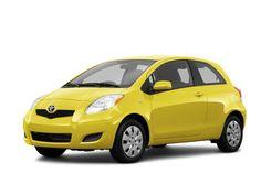 2011 Toyota Yaris Information