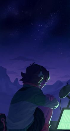 """lizparlettdraws: """" Spend the last few days marathoning Voltron: Legendary Defender and it's a really fun show! I love all these space kids but Pidge is my favorite by a country mile. Hope this gem gets a second season–and soon! """""""