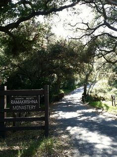 I love this place!  If you live in Orange County, check it out!  Day Trip: Trabuco Canyon's Hidden Monastery