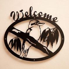 Kookaburra Welcome AUD$95.00