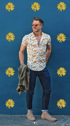 Sunshine Shop Cute Summer Sun with Its Sun Mens Elastic Personality Pattern Casual Trousers