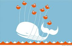 Twitter crashes hard, Internet freaks out and can't tweet it!!!