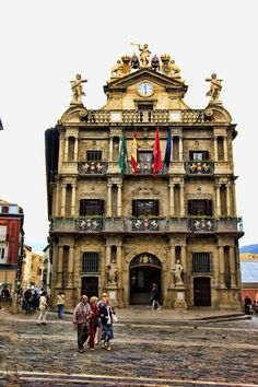 The capital of Navarre and heart of the Basque Country, Pamplona is a vibrant city with a long history. It is the first city that you will come to on the Camino and the way's entry into the city over the 12thc stone bridge of La Magdalena is a sign of the delights to come. From here you pass throughContinue Reading