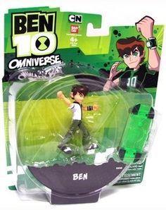 Ben 10 Omniverse - Action & Toy Figures #action #figures #kids #toys #Christmas #gift #wish #list #holiday