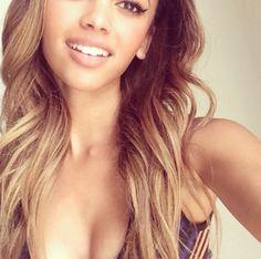 Vanessa Morgan...so gorgeous. Mixed(bi-racial) people are often so good looking.