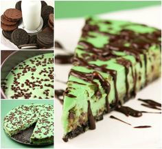 It's almost September now, but it's still hot like summer in the city I live. Let's take a break from the oven and try making the cool cheesecakes that will satisfy our dessert craving. If you love mint chocolate, this mix of chocolate with mint makes a rich and refreshing cheesecake recipe. …