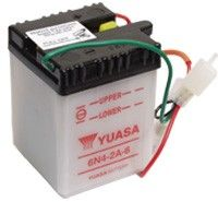 Yuasa 6N4-2A-6 Motorcycle Batteries