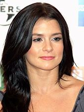 Danica Patrick, pioneering and accomplished Indy and NASCAR race car driver.