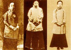 Vestimenta de las mujeres en la revolución china en 1949                           Jessica Alarcón