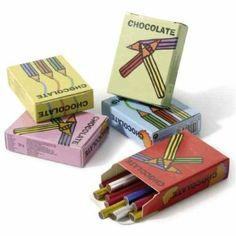 Schokostifte Mini, Vollmilchschokolade - 5 x 20 g: Amazon.de: Lebensmittel & Getränke
