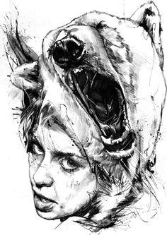 kolybanov - Художник-иллюстратор Russ Mills