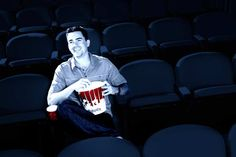 Why you should go to the movies alone.