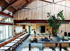 1) Restaurante Bills en Sydney 1.eguneko bazkaria