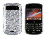 Silver Sparkles Case for BlackBerry Bold Touch 9900, 9930 (ATT, Verizon, Sprint, T-Mobile) - Silver Sparkles Case for BlackBerry Bold Touch 9900, 9930 (AT, Verizon, Sprint, T-Mobile)    Designed for BlackBerry Bold Touch 9900, 9930Compatible w