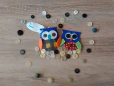 Diy cute Valentine's day gift for owl lovers