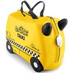 Valise Trunki Taxi Tony : Trunki - Berceau Magique