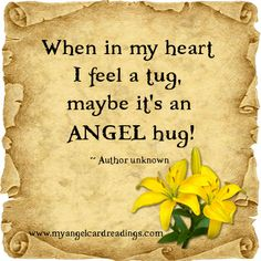 ANGEL HUGS❤