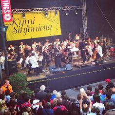Tarja Turunen classical concert with the Kymi Sinfonietta live at Kouvola, Finland,19/08/2016 #tarja #tarjaturunen #tarjalive PH:  Kiira Ikävalko-Lindqvist https://www.instagram.com/kiirahennamaria/
