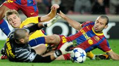 Mascherano: Tackle on Bendtner changed everything