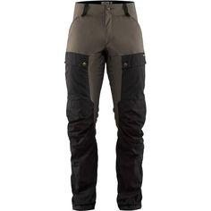 Keb Trousers are men's cargo pants from Fjällräven – Fjallraven Canada Outdoor LLC Ski Boots, Men Online, Grey Stone, Long Pants, Grey Pants, Trousers Women, Suspenders, Cargo Pants, Trekking