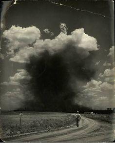 The Black Blizzard, Enid Oklahoma April 1931