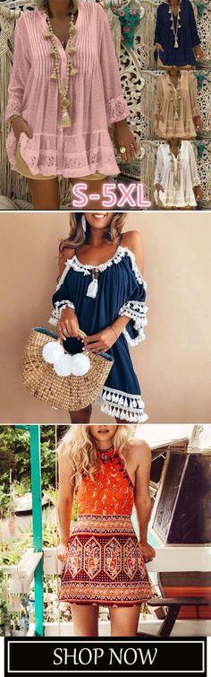 14313f45f582  short dress  floral dress  lace dress   beach dress  holiday dress    bohemian dress   printed dress  dress  women dress  summer dress   spring  dress