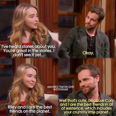 """#GirlMeetsWorld ▪ episode 116 """"Girl Meets Home for the Holidays"""" - Maya and Shawn"""