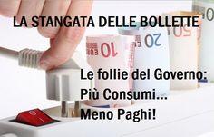 Bollette. Nuova sorpresa per famiglie: Meno consumi… Più paghi! Governo prossimo all'approvazione! http://jedasupport.altervista.org/blog/attualita/bolletete-governo-meno-consumi-piu-paghi/