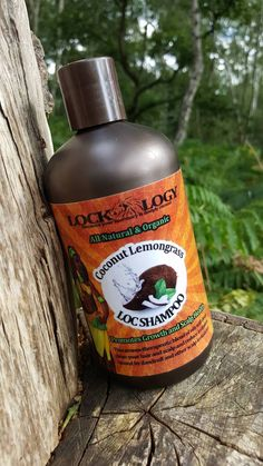 Lockology - Dreadlocks Liquid Shampoo - Coconut Lemongrass (12 oz) – DreadLab