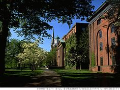 Wesleyan University, Middletown, CT