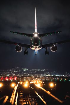 Booze, Boys & Bullshit - motivationsforlife: 777 Landing by Azul Obscura Airplane Flying, Airplane Pilot, Airplane Wallpaper, Iphone Wallpaper, Qhd Wallpaper, Airplane Photography, Amazing Photography, Travel Pictures, Cool Pictures