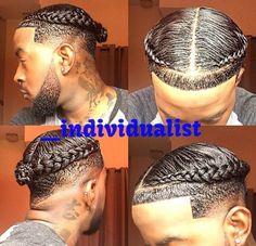 👑👑👑#braids #hair #trending #formen Cornrow Hairstyles For Men, Baby Boy Hairstyles, My Hairstyle, Hairstyles Haircuts, Braids With Fade, Braids For Boys, Dreads Styles, Curly Hair Styles, Natural Hair Styles