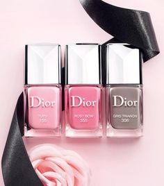 Dior 2013 summer collection nail paint