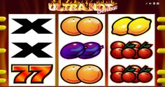 #UltraHotDeluxe is an #amazing Novomatic's brilliant new-fangled version of the famous #classic slot machine. This game sports seven eye-catching and colourful fruits which resemble the fruit machines of old. Don't look further! You will definitely #have fun as well as get an authentic nostalgia trip when you play free ultra hot deluxe slot game online.  Software: #Novomatic Theme: #Classic Reels: 5 Bonus Game: Yes