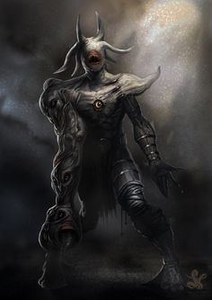 Demon by saadirfan on deviantART