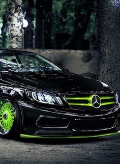 Mercedes A-class #carsnob #sixtycolborne