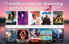 7 meilleurs sites de Streaming gratuits sans pubs en 2019 Site Pour Film, Version Francaise, Site Internet, Videogames, San, Baseball Cards, Old Movies, Gaming