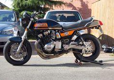Beautiful Suzuki GSX1100