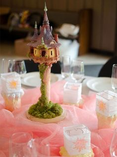 Disney movie Tangled inspired Wedding Ideas                                                                                                                                                                                 More