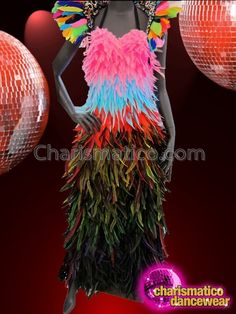 Charismatico Dancewear offers a selection of sequin and balroom dresses, drag queen and cabaret costumes. Buy your dancewear online and save up to Drag Queen Costumes, Rainbow Costumes, Neon Rainbow, Pageant Gowns, Gay Pride, Dance Wear, Diva, Sequins, Handmade