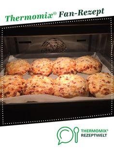 Schmandschiffchen (dünnere Variation) von Panad. Ein Thermomix ® Rezept aus der Kategorie Backen herzhaft auf www.rezeptwelt.de, der Thermomix ® Community.