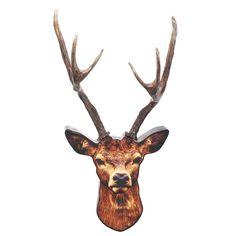 Metal Acrylic Deer Led