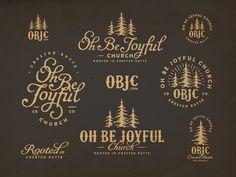 Oh be joyful church logos 2