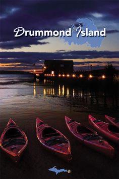 Drummond Island, Michigan