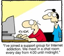 Support group for internet addiction Teenagers, Addiction, Family Guy, Internet, Group, Comics, Fictional Characters, Teen, Cartoons