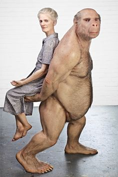 The+Carrier+by+Patricia+Piccinini