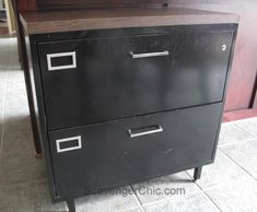 old metal file cabinet gets a architectural style makeover diy home decor painted furniture storage ideas woodworking projects Painted Furniture, Diy Furniture, Furniture Storage, Repurposed Furniture, Painted File Cabinets, Filing Cabinets, Flat File Cabinet, Cabinet Transformations, Steel File